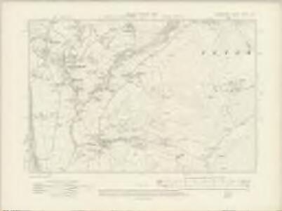 Devonshire XCVIII.SW - OS Six-Inch Map