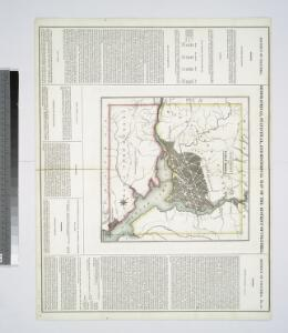 Geographical, statistical, and historical map of the District of Columbia / engraved by Young & Delleker.