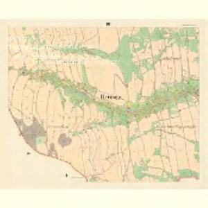 Herautz (Herotice) - m0691-1-003 - Kaiserpflichtexemplar der Landkarten des stabilen Katasters