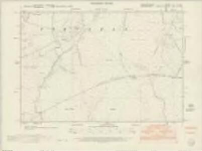 Merionethshire V.SE - OS Six-Inch Map