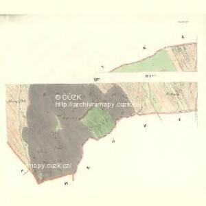 Niwnitz - m2006-1-013 - Kaiserpflichtexemplar der Landkarten des stabilen Katasters