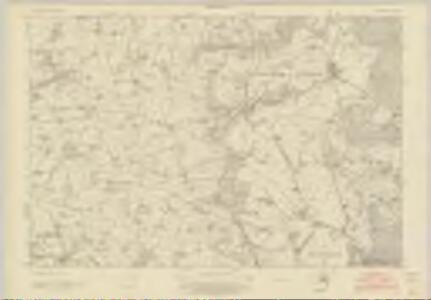 Monmouthshire XX - OS Six-Inch Map