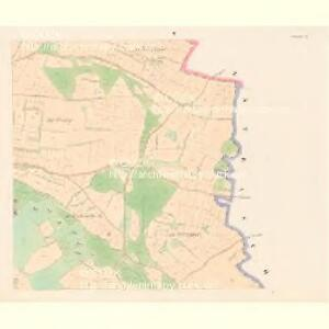 Sobieschitz (Soběssicze) - c7121-1-004 - Kaiserpflichtexemplar der Landkarten des stabilen Katasters