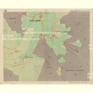 Aussergefild - c3755-1-009 - Kaiserpflichtexemplar der Landkarten des stabilen Katasters