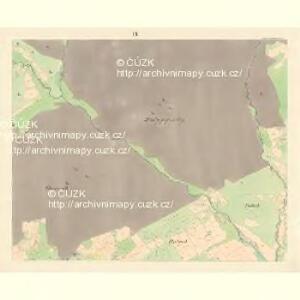 Neu Hrosenkau (Nowi Heasenkow) - m2073-1-009 - Kaiserpflichtexemplar der Landkarten des stabilen Katasters