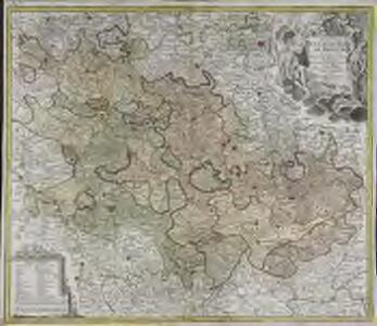 Exactissima Palatinatus ad Rhenum tabula