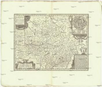 Totius Lemovici et confinium provinciarum quantum ad diocoesin Lemovicensen spectant novissima et fidissima descriptio