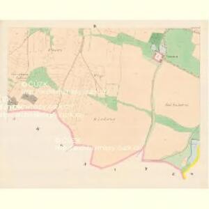Stietitz (Stietice) - c7782-1-004 - Kaiserpflichtexemplar der Landkarten des stabilen Katasters