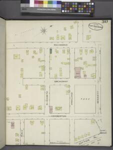 Staten Island, Plate No. 30 [Map bounded by Richmond, Bennett, Cottage Pl., Pond]