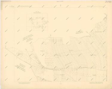 Katastrální mapa obce Damnov  ZS-XIII-20 de