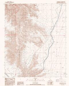 Coxcomb Mts