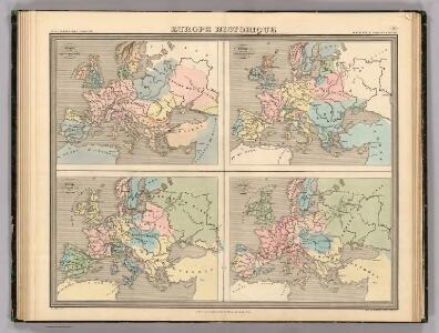 Europe Historique.