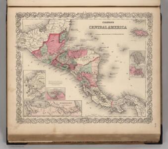 Central America.  Guatemala, Honduras, Nicaragua, Costa Rica and Jamaica.