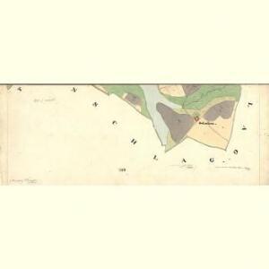Ottenschlag - c5586-1-007 - Kaiserpflichtexemplar der Landkarten des stabilen Katasters