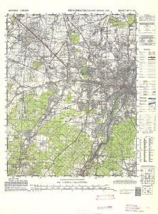 Bavaria 1:50,000, Munchen (West)