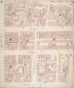Insurance Plan of Limerick: sheet 5