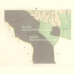 Podolly - m2334-1-003 - Kaiserpflichtexemplar der Landkarten des stabilen Katasters