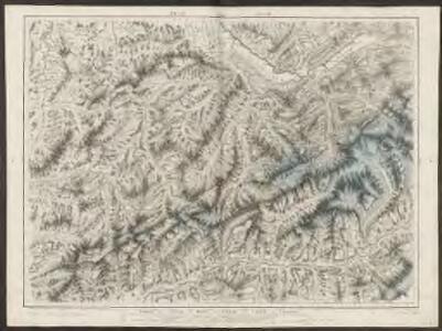 Partie du canton de Berne, du Vallais et canton de Fribourg