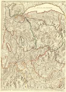 Les Duchés de Savoy, de Genevois, de Chablais; Les Comtés de Morienne, de Tarantaise et La Baronie de Faussigny. La Balliage de Gex et La Seigneurie de Geneve