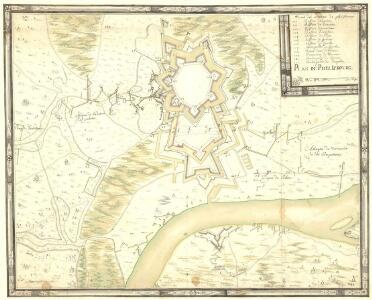Plan de Philisbovrg