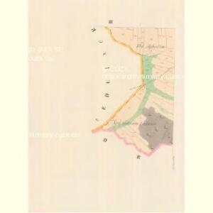 Stietitz (Stietice) - c7782-1-003 - Kaiserpflichtexemplar der Landkarten des stabilen Katasters