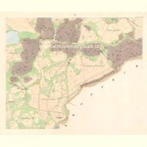Zweindorf - c7603-1-002 - Kaiserpflichtexemplar der Landkarten des stabilen Katasters
