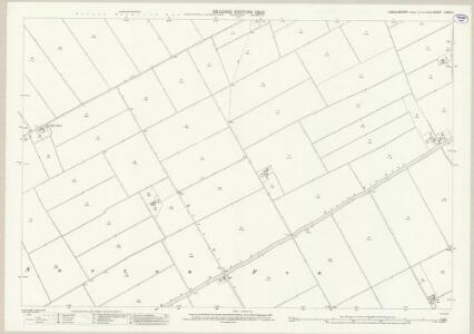 Lincolnshire LXXIX.4 (includes: Dunston; Nocton; Potter Hanworth) - 25 Inch Map