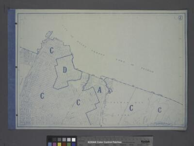 Area District Map Section No. 2