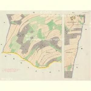 Wigstadtl (Wittkow) - m3417-1-007 - Kaiserpflichtexemplar der Landkarten des stabilen Katasters