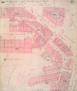 Insurance Plan of London Vol. VIII: sheet 180