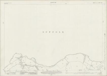 Essex (New Series 1913-) n IX.4 (includes: Ashen; Birdbrook; Stoke By Clare; Wixoe) - 25 Inch Map