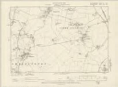 Hertfordshire VI.NE - OS Six-Inch Map