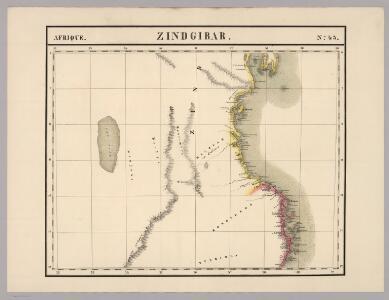 Zindgibar. Afrique 43.