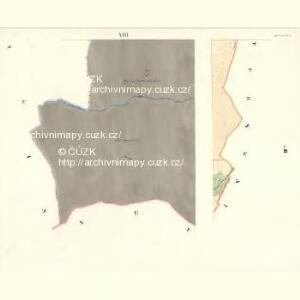 Spronhau (Spornhawa) - m2197-1-007 - Kaiserpflichtexemplar der Landkarten des stabilen Katasters