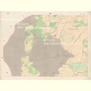 Planitz (Planice) - c5807-1-006 - Kaiserpflichtexemplar der Landkarten des stabilen Katasters