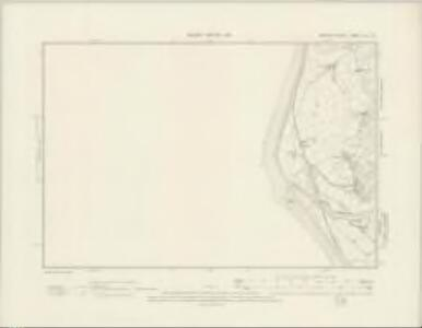 Merionethshire XLV.NE - OS Six-Inch Map