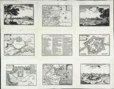 Carte du gouuernement de Perpignan