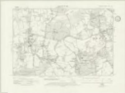 Surrey XXVII.SE - OS Six-Inch Map