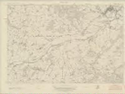 Monmouthshire XIV - OS Six-Inch Map