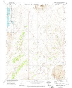 Pavant Butte South