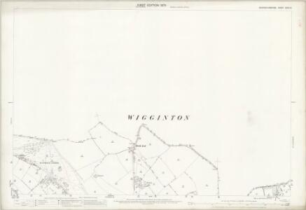 Buckinghamshire XXXV.13 (includes: Cholesbury cum St Leonards; Northchurch; Tring Urban; Wigginton) - 25 Inch Map