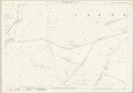 Yorkshire CXXXIV.12 (includes: Appletreewick; Hartlington) - 25 Inch Map