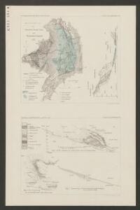 Kartenskizze des diluvialen Bergsturzes vom Glärnisch-Guppen