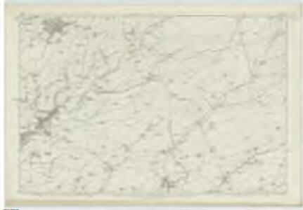 Ayrshire, Sheet XIII - OS 6 Inch map