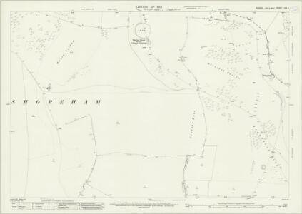 Sussex LXV.2 (includes: Kingston By Sea; Old Shoreham; Southwick; Upper Beeding) - 25 Inch Map
