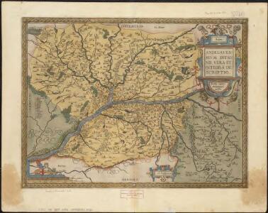 Anjou : Andegavensium ditionis vera et integra descriptio