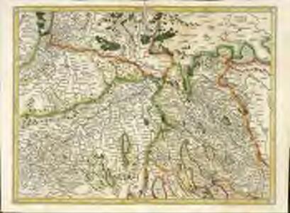 [Zurichgow, et Basiliensis provincia]
