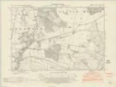 Norfolk XXXIII.NE - OS Six-Inch Map