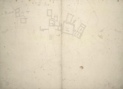 Manuscript Plan of Cambridge 45