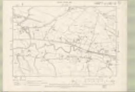 Dumfriesshire Sheet V.NW - OS 6 Inch map